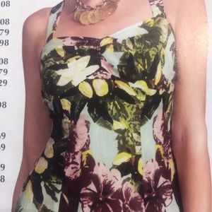 Cabi style # 340 Tropical Tank Top.